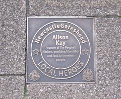 Photo of Bronze plaque number 43604