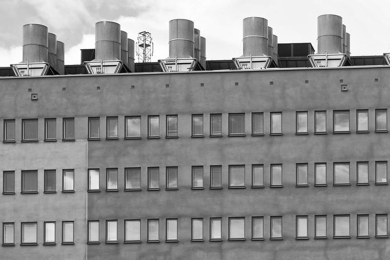 Brutalistic Architecture