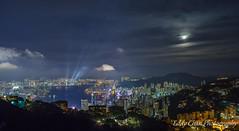 月夜詠香江