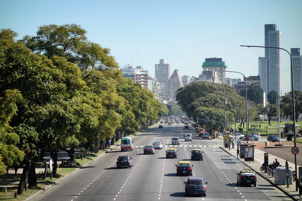 Buenos Aires - Road