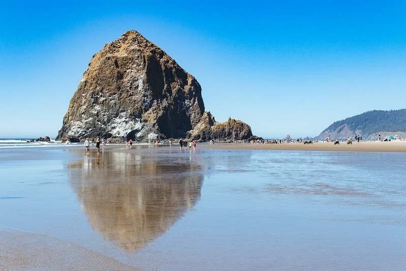 Cannon Beach, September 2nd, 2017