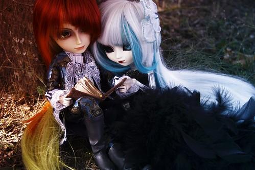 Iyoona's castle ~ Le petit couple [05/08] 36346015356_78d12e1cec