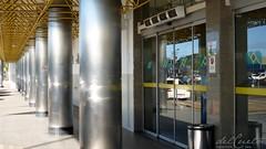 RioCgr160523 015 Campo Grande aeroporto pilastras embarque