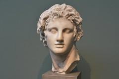 Alexander the Great, from Alexandria, Egypt, 3rd cent. BCE, Ny Carlsberg Glyptotek, Copenhagen (5)