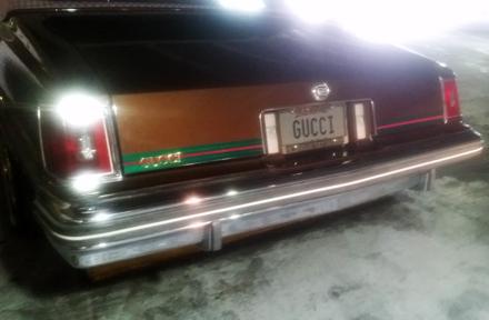 Gucci Ride