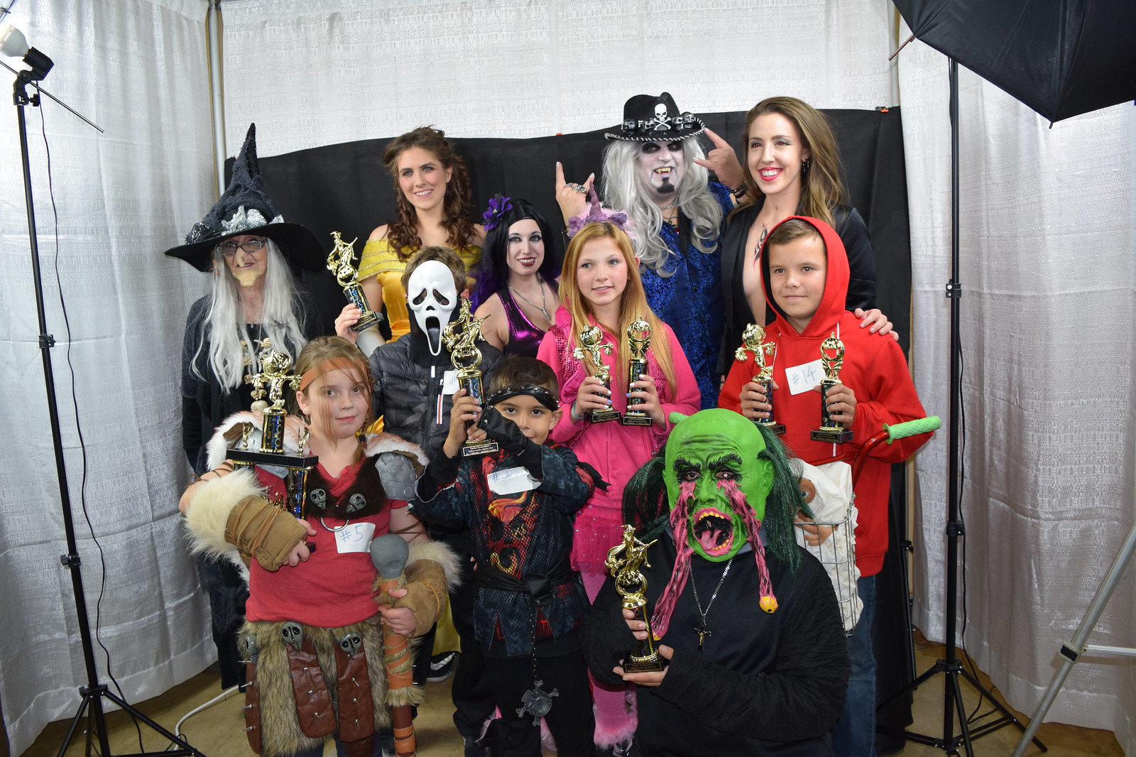 2016 Wheaton Illinois Haunted Flea Market