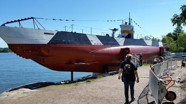 Suomenlinna Submarine