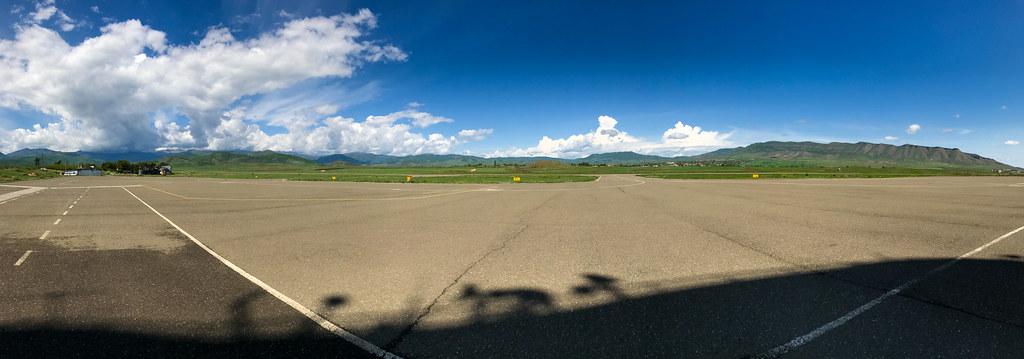 Stepanakert Airport - Nagorno-Karabakh