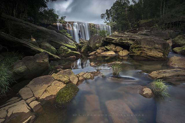 krangshuri Falls