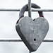 Heart Shaped Keepsake Lock