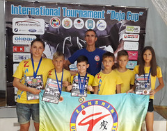 Международный турнир WKF «International Dojo Cup»51