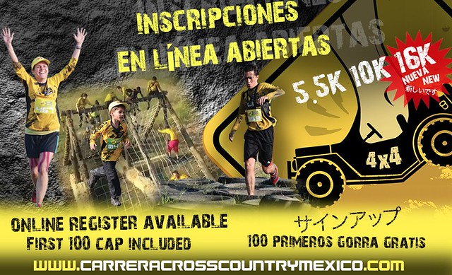 Carrera Cross Country México