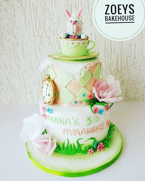 Cake by Zoey's Bakehouse
