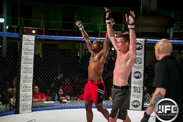 WFC 77 8/19/17 LIVE MMA at the Belle Of Baton Rouge!