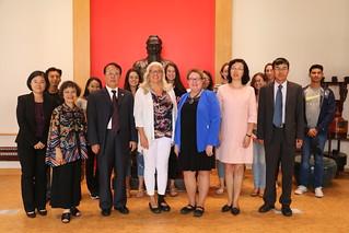 September 21 '17 World Teachers Day Celebration at Six Arts Center