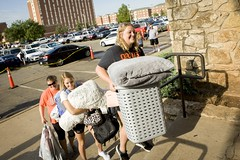Freshman Move In