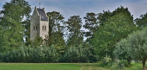 Kerktoren Eagum