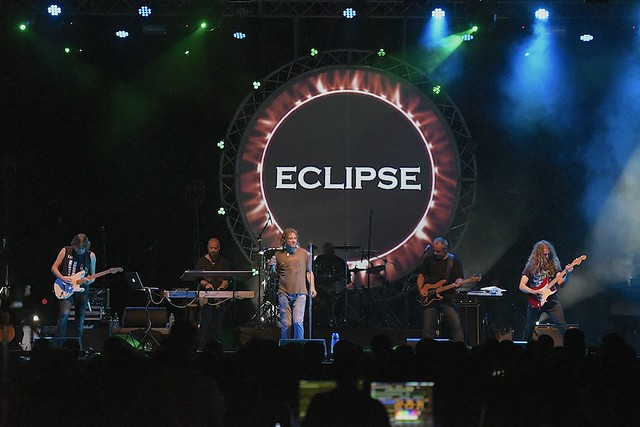 Eclipse - Agosto 2017