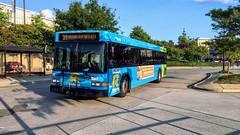 Montgomery County Transit Ride On 2013 Gillig Low Floor Advantage Diesel #5760