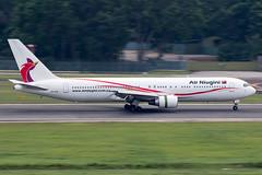 P2-PXW / Air Niugini / Boeing 767-383(ER)