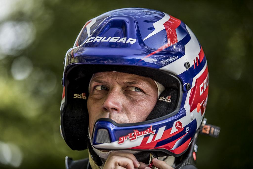 GRZYB Grzegorz (POL) BROWINSKI Bogusław (POL) Skoda Fabia R5 ambiance portrait during the 2017 European Rally Championship ERC Barum rally,  from August 25 to 27, at Zlin, Czech Republic - Photo Gregory Lenormand / DPPI