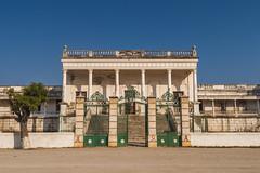 The (still operational) Hospital de Moçambique