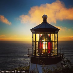 Sun Lighthouse