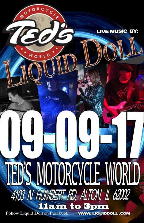 Liquid Doll 9-9-17