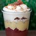 Rhabarber Trifle