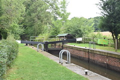 Lock on the Canal