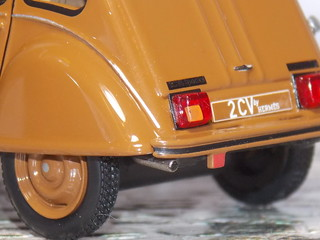 Citroën 2CV Hermès - 1989 - IXO