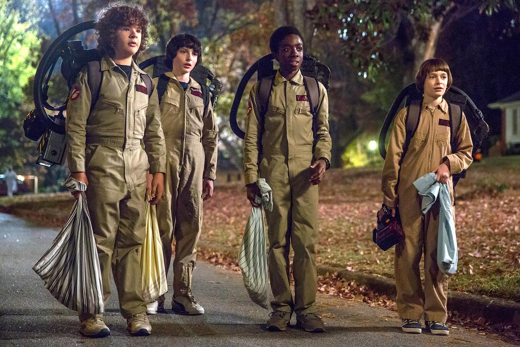 MARATONA Stranger Things – 1ª temporada