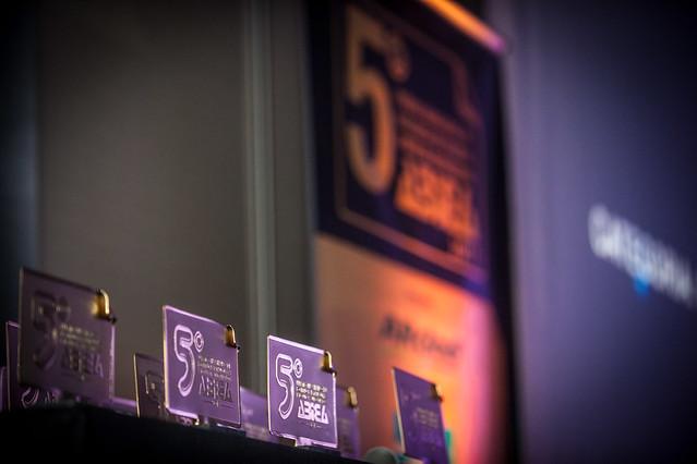Abiea - 5° Prêmio Brasileiro de Excelência em Etiquetas e Rótulos Autodesivos