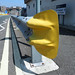 traffic barrier thingy