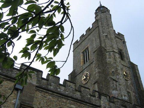 church in sevenoaks