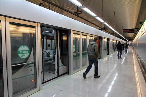 Estaciones del Metro en Montequinto