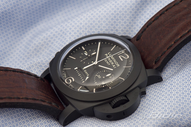 Panerai 317K Black Knight 20