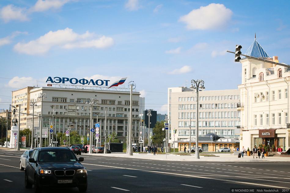 Площадь у Белорусского вокзала просто не узнать! IMG_4216