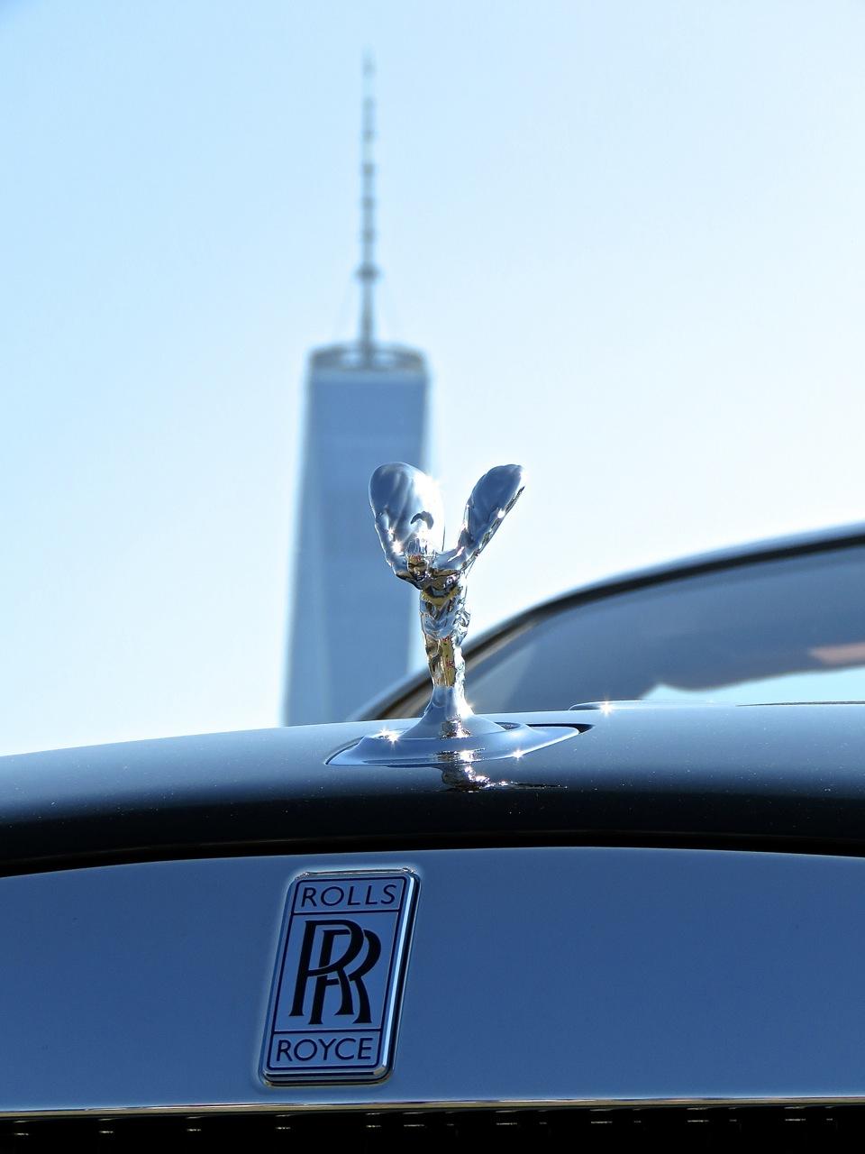 Rolls Royce Freedom Tower