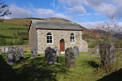 Cumbria SEDBERGH Cautley Chapel