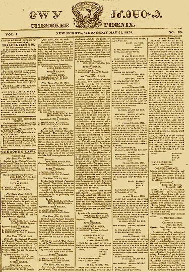 Cherokeephoenix-5-1828
