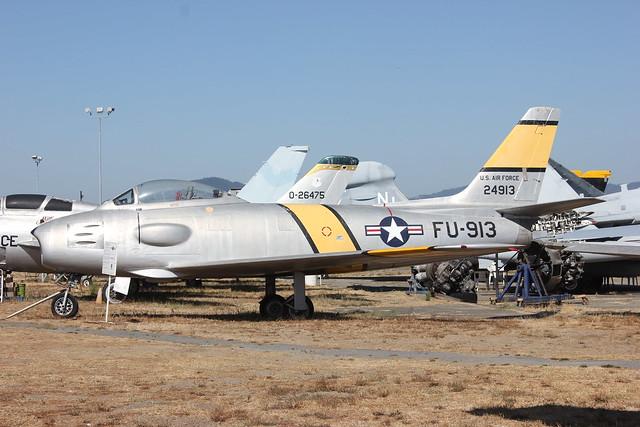 RF-86F 52-4913