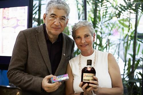 Luis Figueroa y Maria Fernanda di Giacobbe