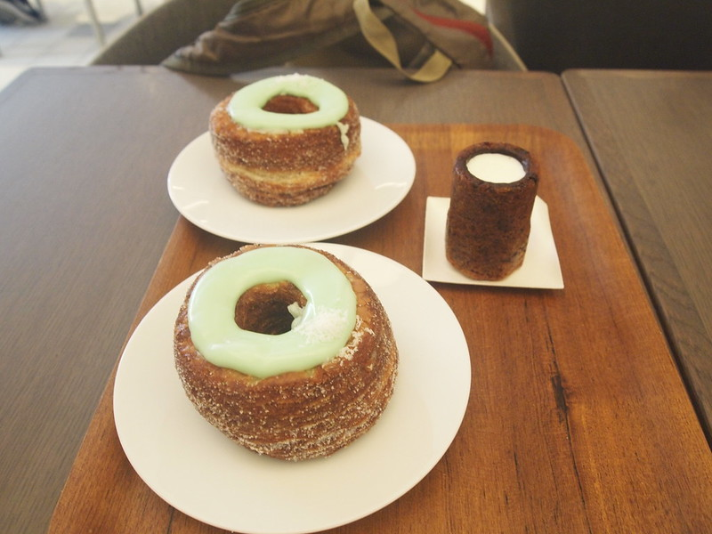 Cronuts and Cookie Shot