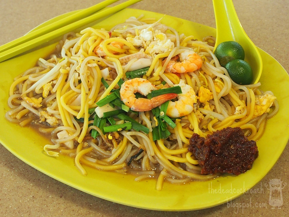 cheng ji chao xia mian hao jian, food, food review, fried hokkien mee, hokkien mee, review, seah im food centre, singapore, 成記炒蝦麺蠔煎,fried prawn noodle,fried hokkien mee,fried hokkien noodle,fried prawn mee,福建面