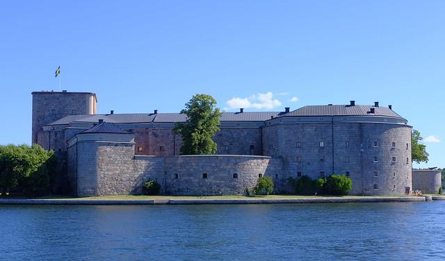 Vaxholm linna