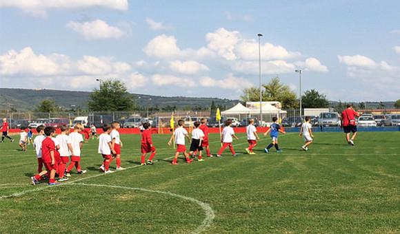 Scuola Calcio Virtus al via tra l'entusiasmo generale!