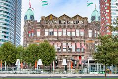 Holland America Line office building - Rotterdam