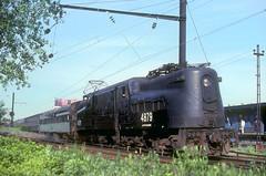 NJT GG1 4879