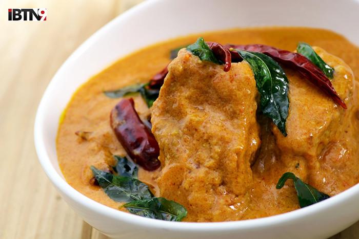 Chanar Kofta Curry at Kebab-e-Que, The Astor copy